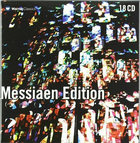 Messiaen: Messiaen Edition (18CD)