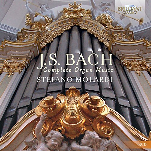 Bach, J.S.: Complete Organ Music (15 CDs)