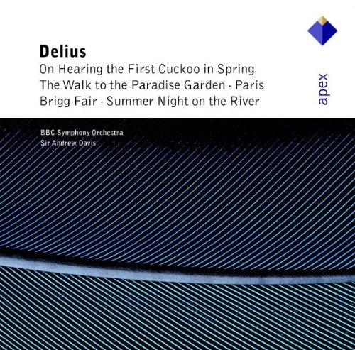 DELIUS: ORCHESTRAL WORKS - DAVIS; BBC SYMPHONY ORCHESTRA