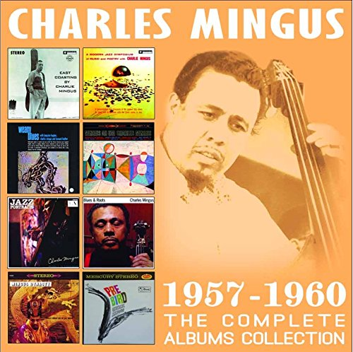 Charles Mingus - Complete Albums Collection 1957-1960 (4 CDS)