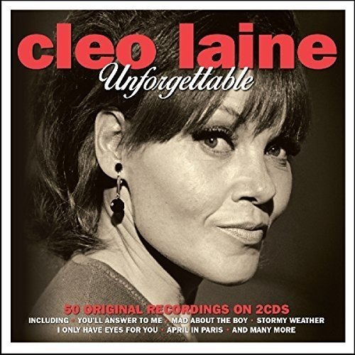 Cleo Laine: Unforgettable (2 CDS)