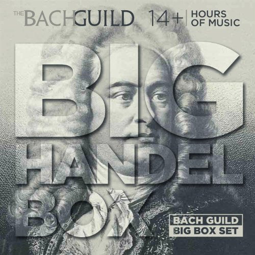 Big Handel Box (14 Hour Digital Boxed Set)