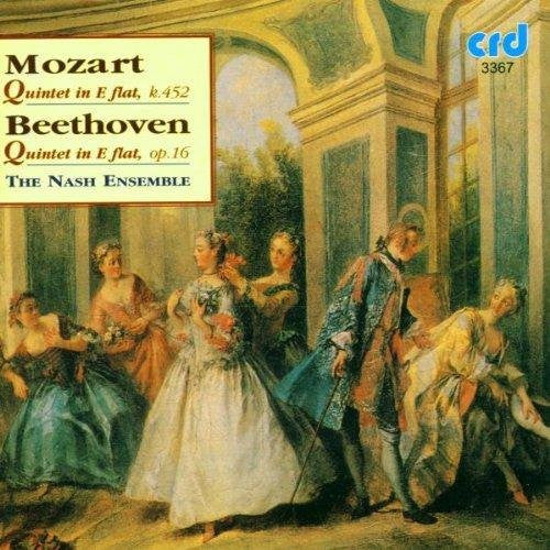 Mozart and Beethoven: Piano Quintets - Nash Ensemble
