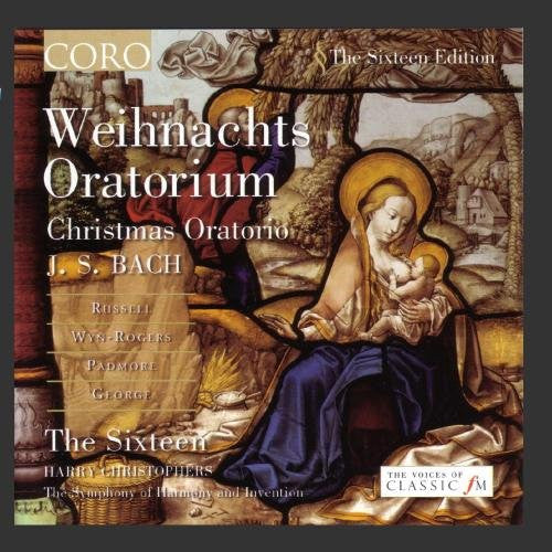 BACH, J.S.: Christmas Oratorio, BWV 248 - THE SIXTEEN