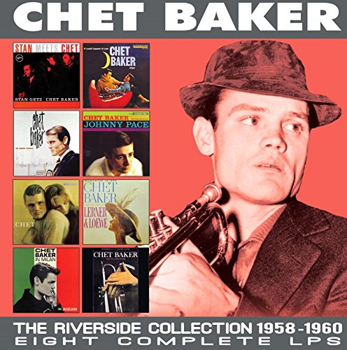Chet Baker - Riverside Collection (4 CDS)