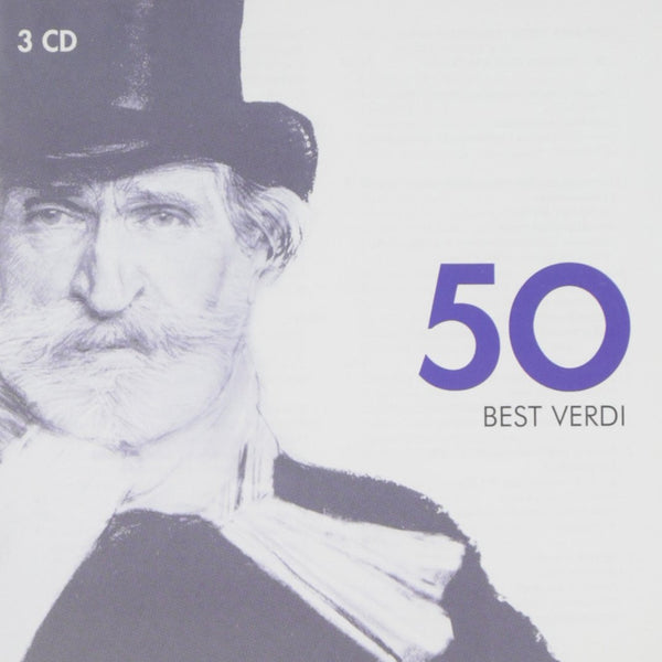Best Verdi 50 (3 CDs)