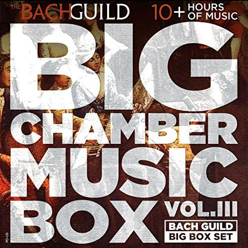 Big Chamber Music Box, Volume 3 (10 Hour Digital Download Boxed Set)