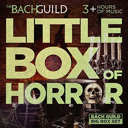 LITTLE BOX OF HORROR (3 HOUR DIGITAL DOWNLOAD)