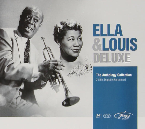FITZGERALD, ELLA & LOUIS ARMSTRONG (3CD SET) Anthology Collection