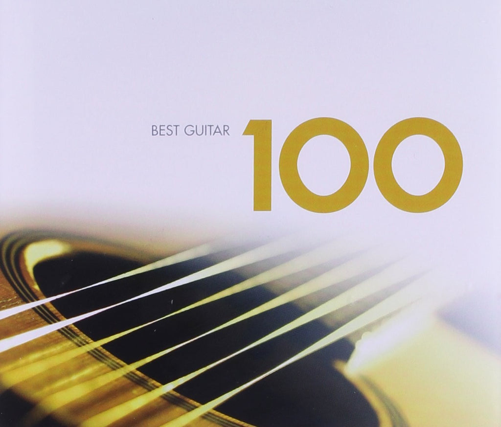 100 Best Guitar (6 CDs)