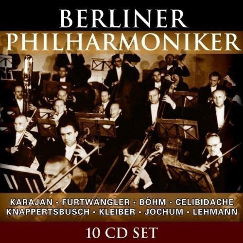 Berlin Philharmonic (10 CD Set)