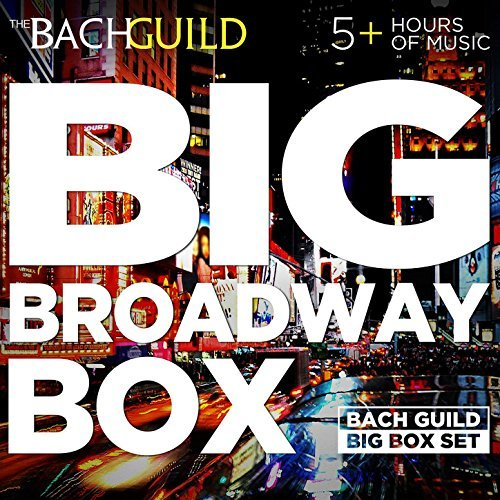 Big Broadway Box (5 HOUR DIGITAL DOWNLOAD)