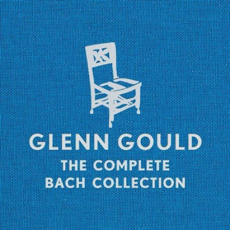 GLENN GOULD: THE COMPLETE BACH EDITION (38 CDs + 4 DVDs)
