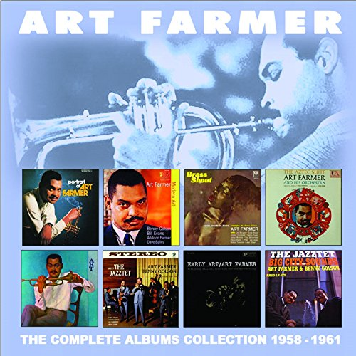 Art Farmer - Complete Albums Collection 1958-1961 (4 CDS)