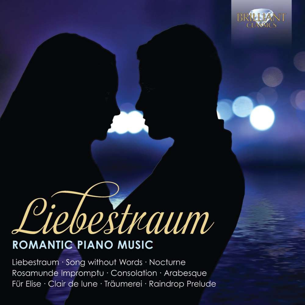 Liebestraum, Romantic Piano Music (2 CDs)