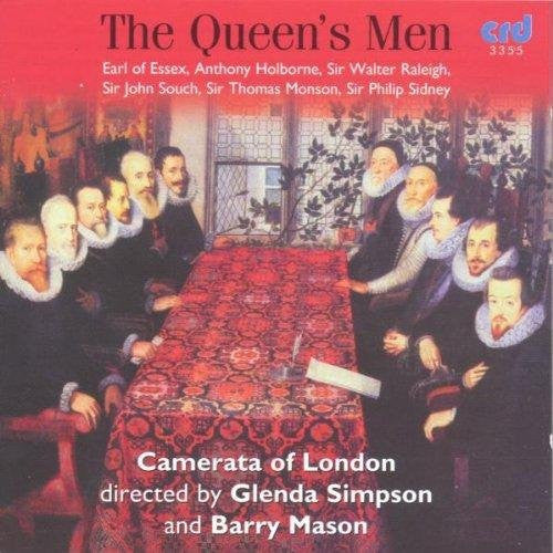 The Queen's Men (Music by the Courtiers of Queen Elizabeth I) - Camerata of London