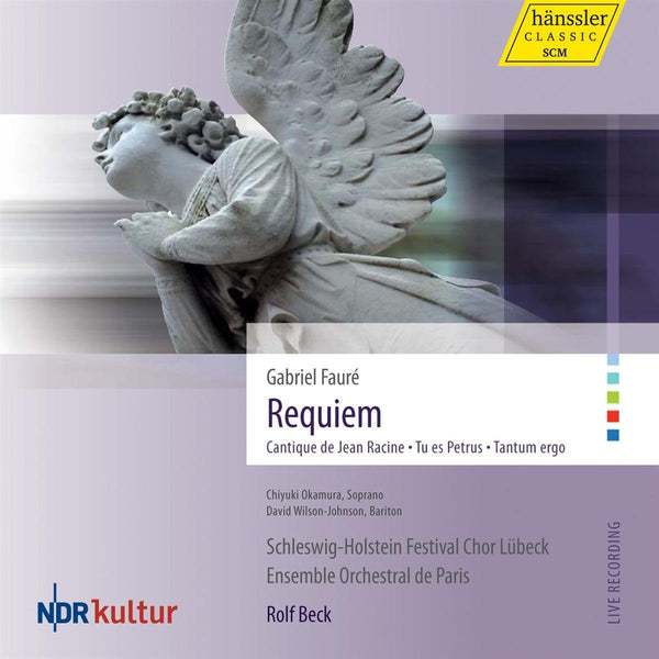 Faure: Requiem - Ensemble Orchestre de Paris, Rolf Beck