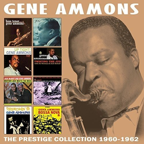 Gene Ammons - Prestige Collection: 1960-1962 (4 CDS)