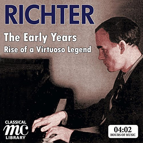 Sviatoslav Richter: The Early Years - The Rise of a Virtuoso Legend (4 Hour Digital Download)
