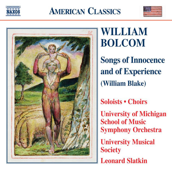 BOLCOM: SONGS OF INNOCENCE AND EXPERIENCE (3 CDS)