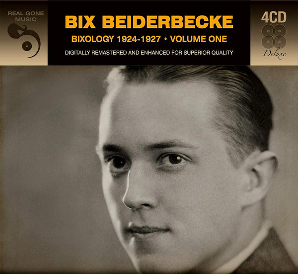 Bix Beiderbecke: Bixology 1924-1927(4 CDS)