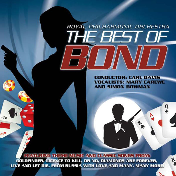 BEST OF BOND - ROYAL PHILHARMONIC ORCHESTRA
