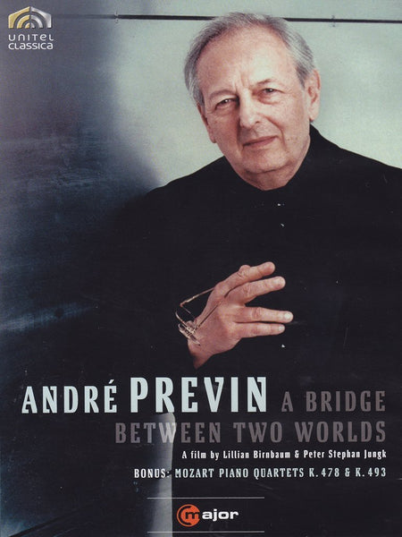 ANDRE PREVIN: A BRIDGE BETWEEN TWO WORLDS (DVD)