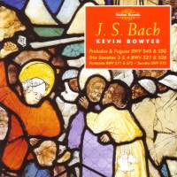 Bach: The Works for Organ Volume XII - Kevin Bowyer (2 CDs)