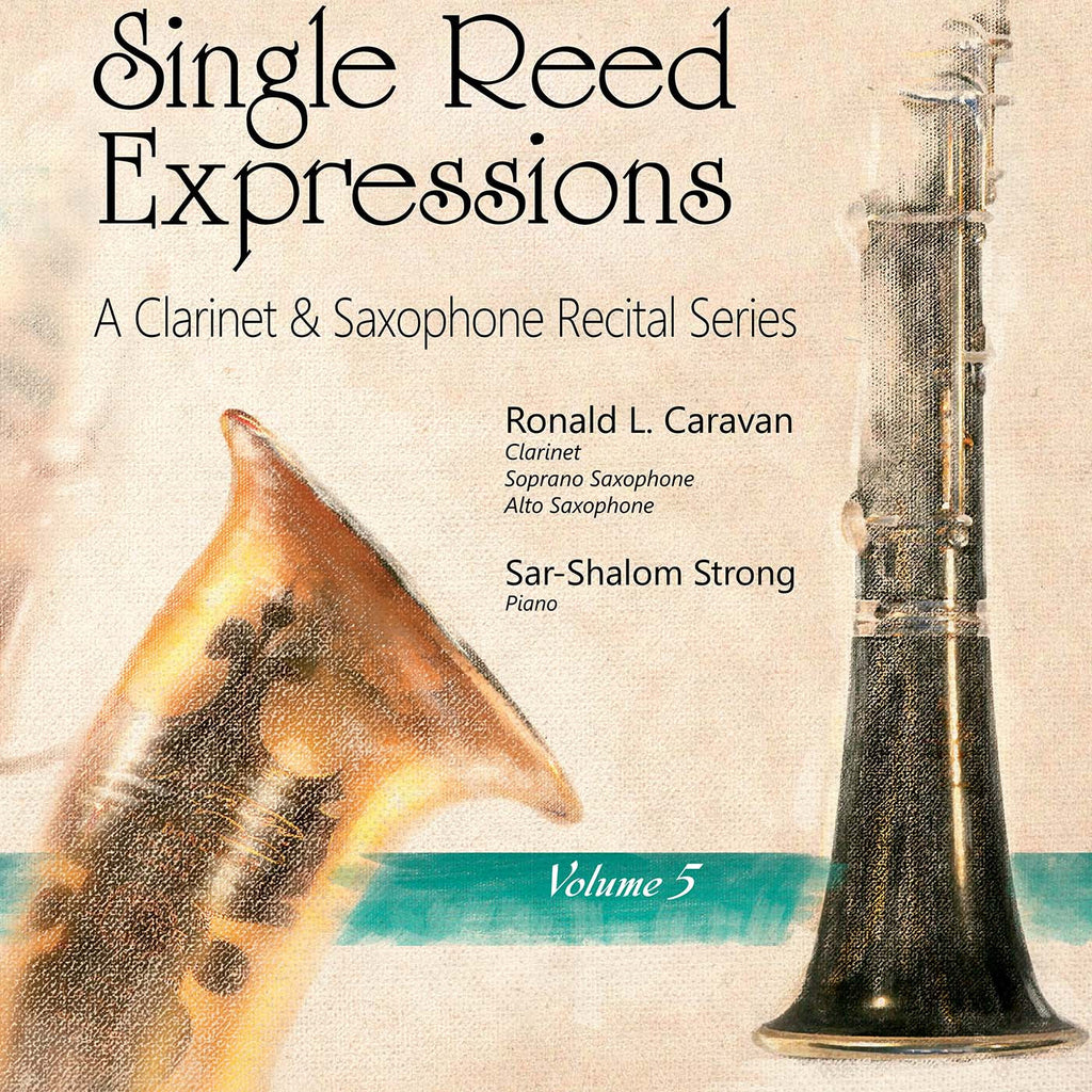 Single Reed Expressions Vol 5 Classic Select