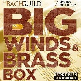Big Winds and Brass Box (7 Hour Digital Boxed Set)