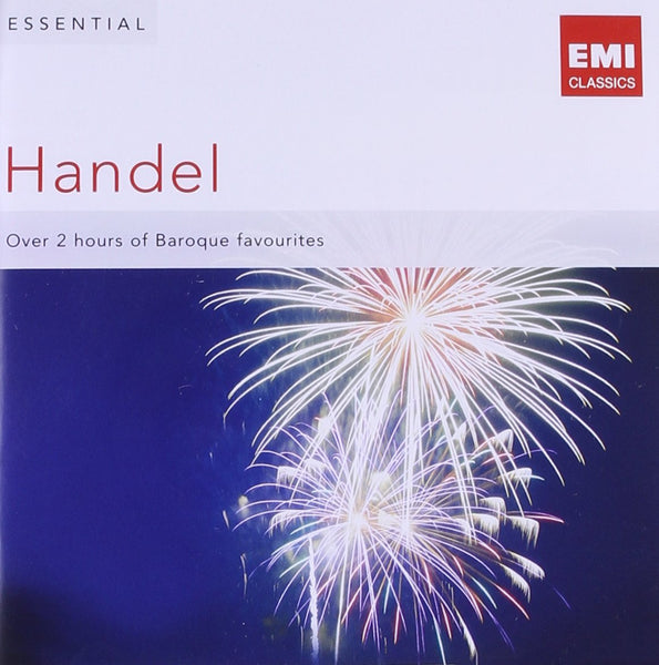 ESSENTIAL HANDEL (2 CDS)