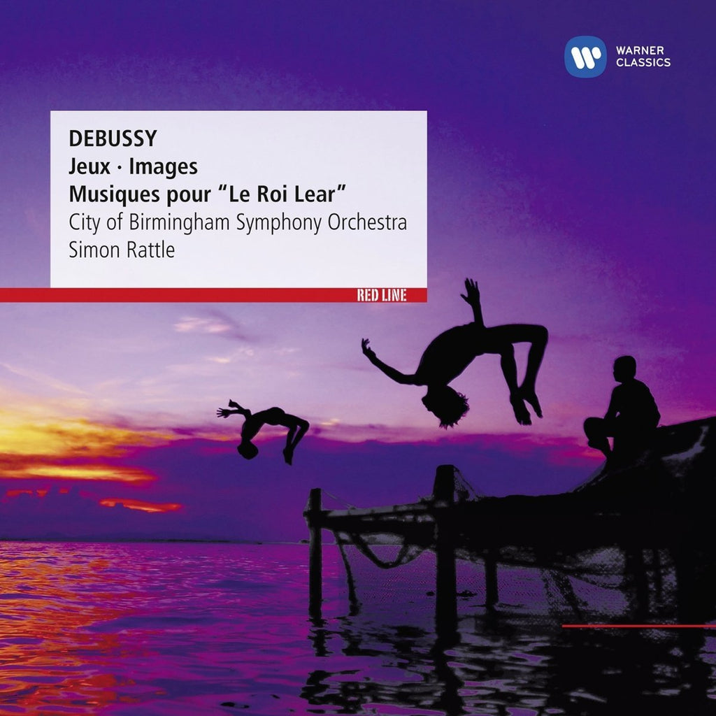 DEBUSSY: ORCHESTRAL WORKS: RATTLE, SIR SIMON