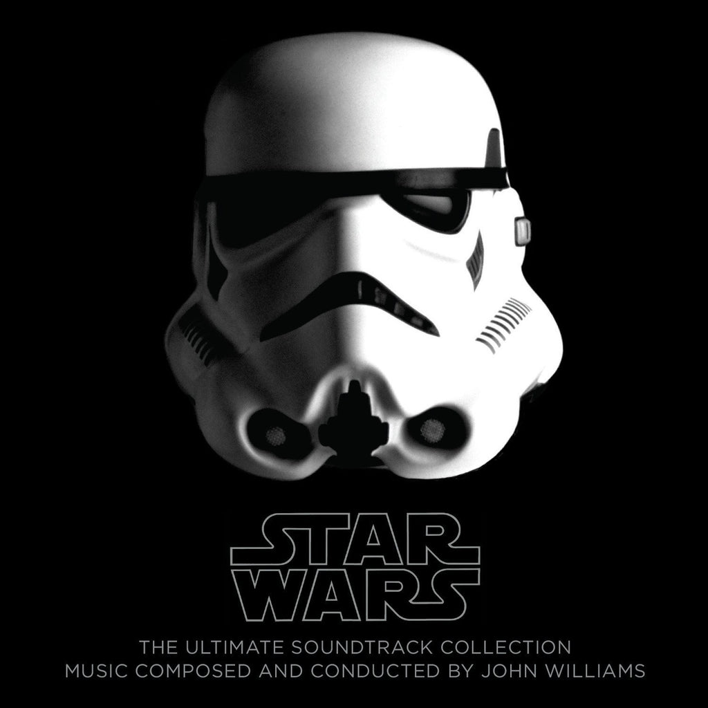 WILLIAMS, JOHN: STAR WARS - THE ULTIMATE SOUNDTRACK COLLECTION (10 CDS)
