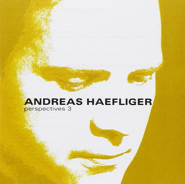 Andreas Haefliger - Perspectives 3 (2 CDs)