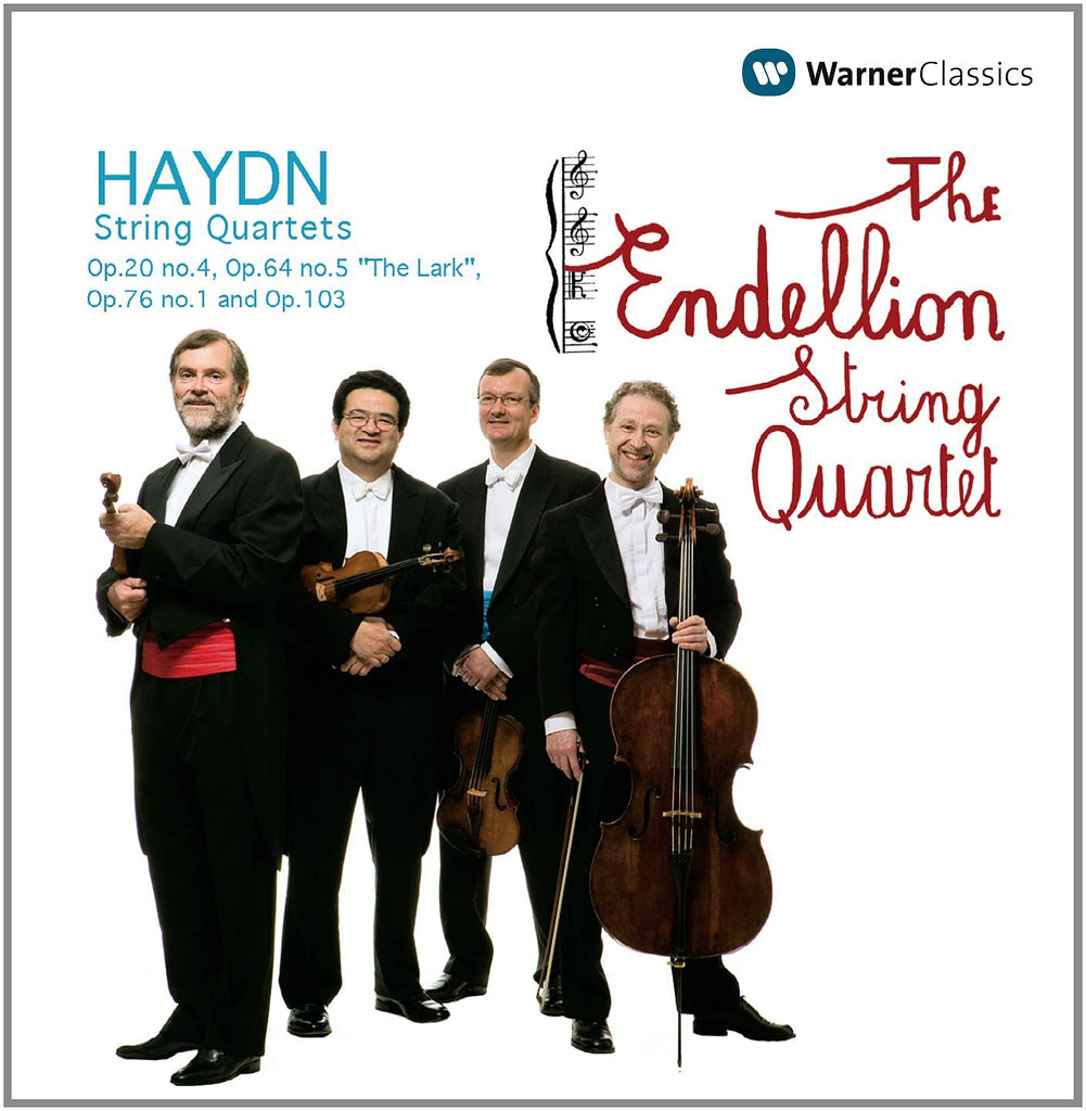 ENDELLION STRING QUARTET PLAYS FRANZ JOSEPH HAYDN