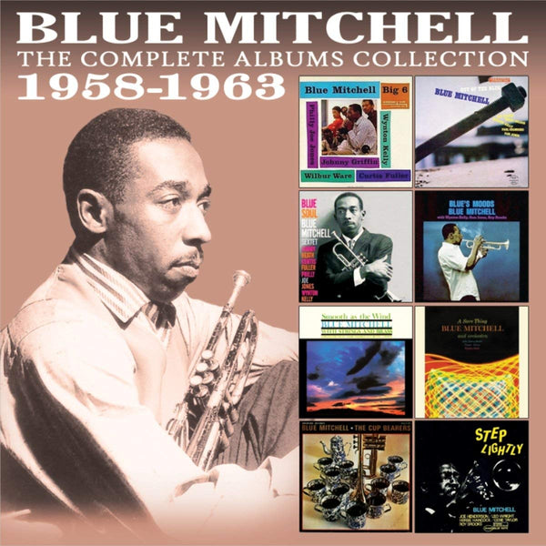 Blue Mitchell - Complete Albums Collection: 1958-1963 (4 CDS)