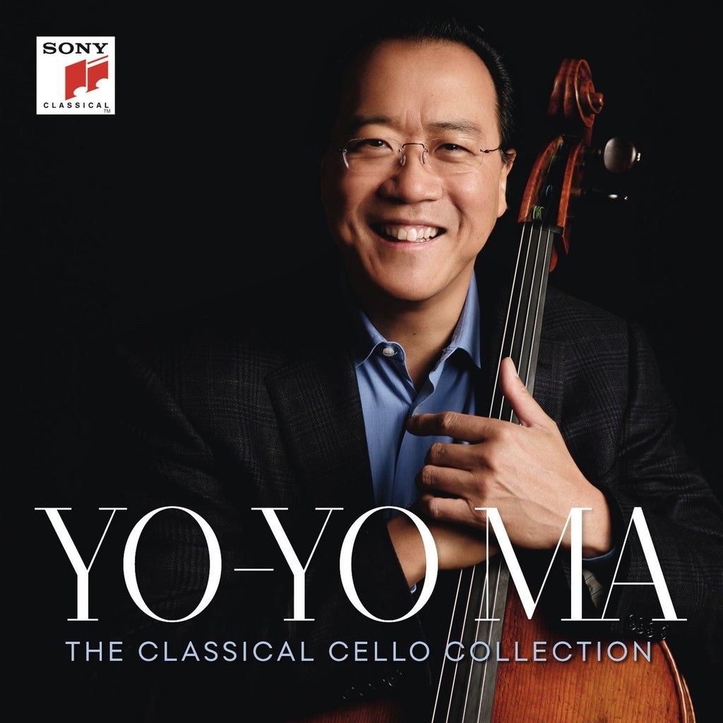 YO-YO MA - THE CLASSICAL CELLO COLLECTION (15 CDs)