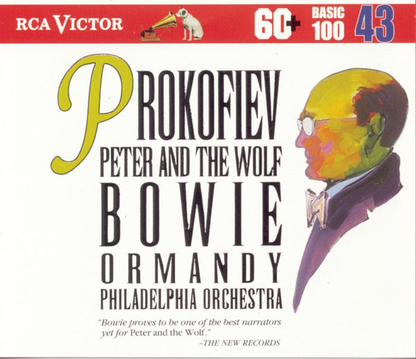 Prokofiev: Peter And The Wolf - David Bowie,