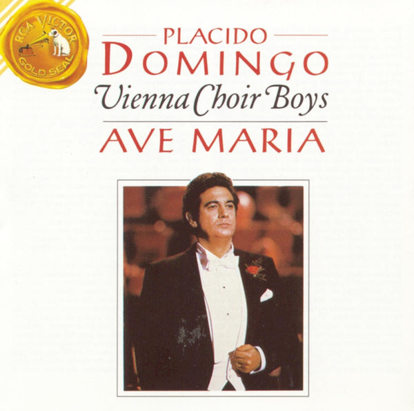 AVE MARIA - VIENNA CHOIR BOYS, PLACIDO DOMINGO