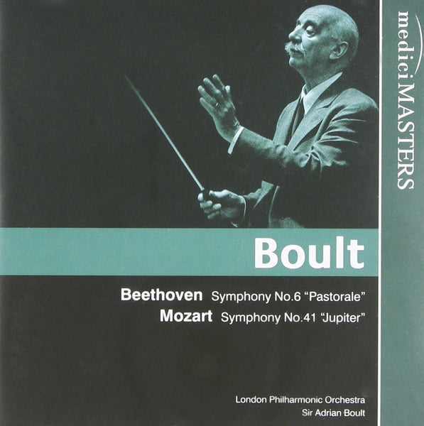 BOULT CONDUCTS BEETHOVEN & MOZART