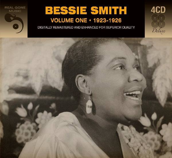 Bessie Smith: Volume One 1923-1926 (Digitally Remastered)