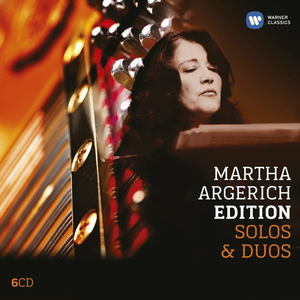 Martha Argerich Edition: Solos & Duos (6 CDs)