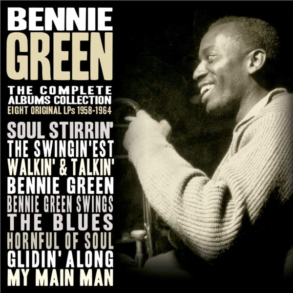 Bennie Green - Complete Albums Collection 1958-1964 (4 CDS)
