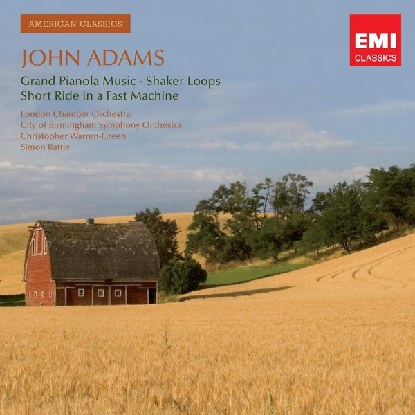 ADAMS: GRAND PIANOLA MUSIC