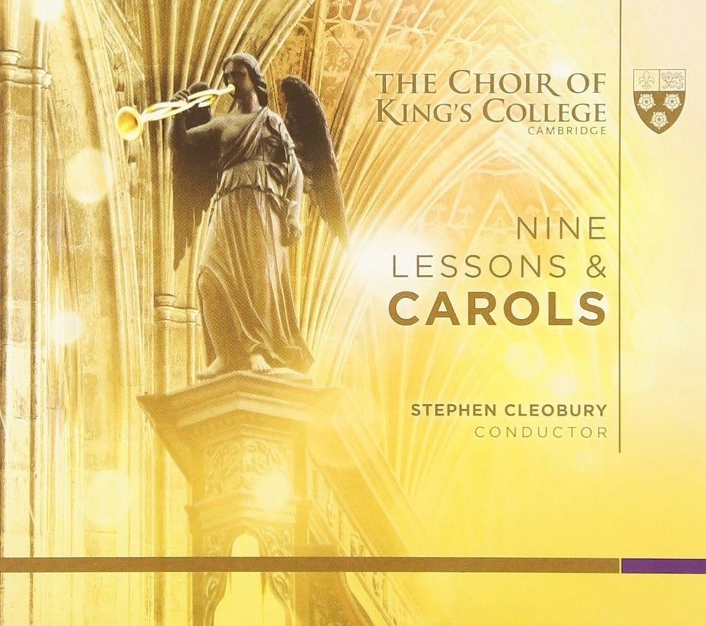 9 Lessons & Carols - King's College Choir, Stephen Cleobury