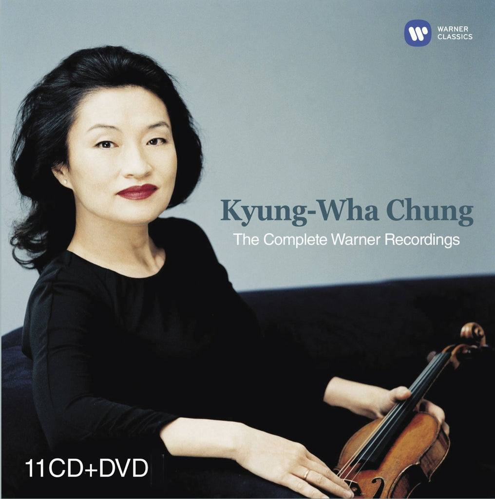 Kyung Wha-Chung: The Complete Warner Recordings (11 CDs)