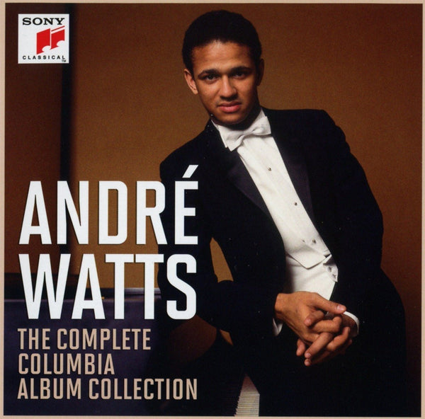 André Watts: The Complete Columbia Album Collection (12 CDs)