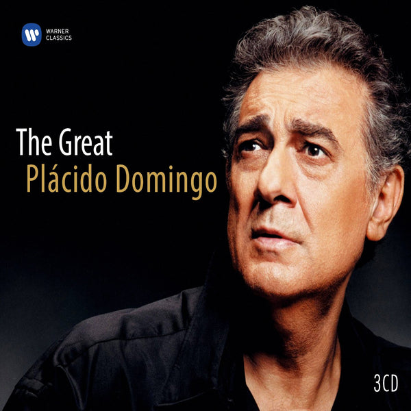 The Great Placido Domingo - 75th Anniversary Edition (3 CDs)