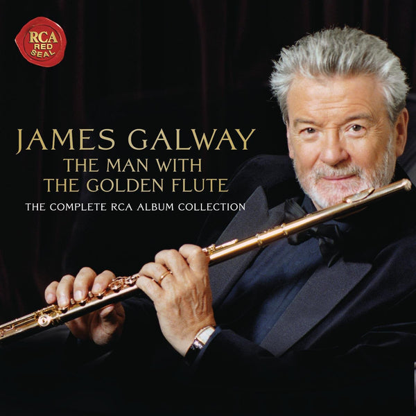 JAMES GALWAY - THE COMPLETE RCA ALBUM COLLECTION (71 CDs)