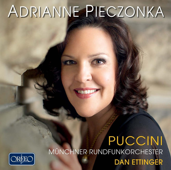 PIECZONKA SINGS PUCCINI - MUNCHNER RUNDFUNKORCHESTER; ETTINGER
